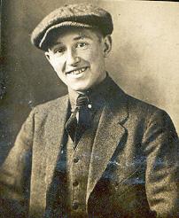 Lloyd Bahler - teen 1914