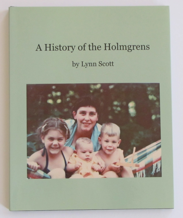 Holmgren family book