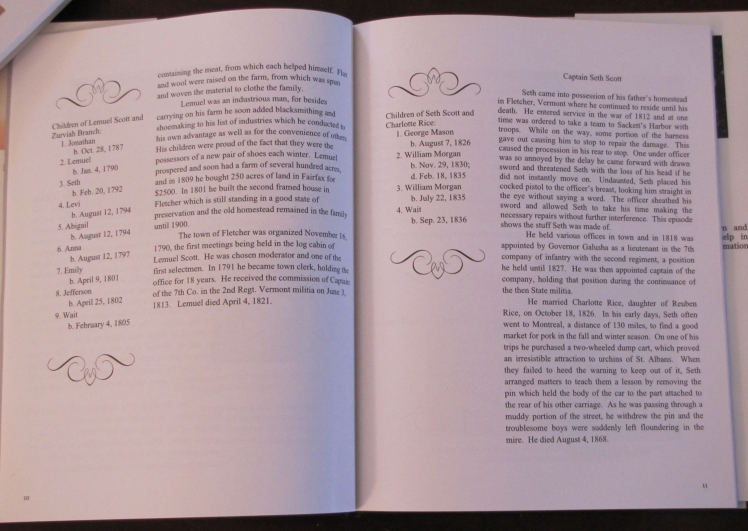 Scott book p 1