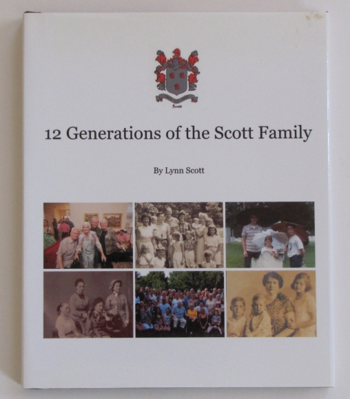 Scott family book