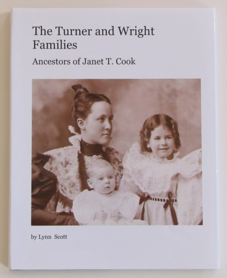 Turner family book